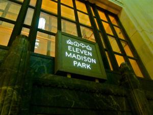 Eleven Madison Park. Foto: djjewelz